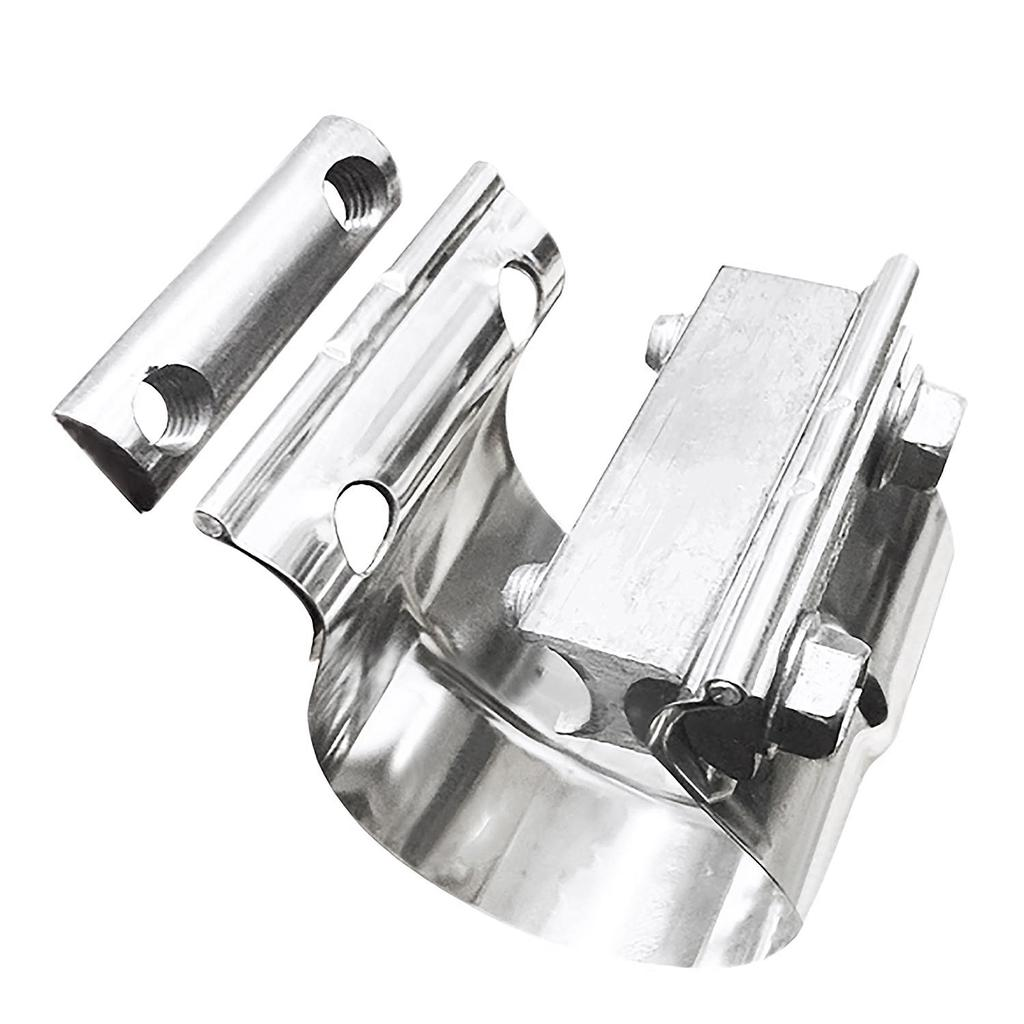 2 5 inch 2 43467 inch lap joint exhaust band clamp preformed stainless buy at a low prices on joom e commerce platform