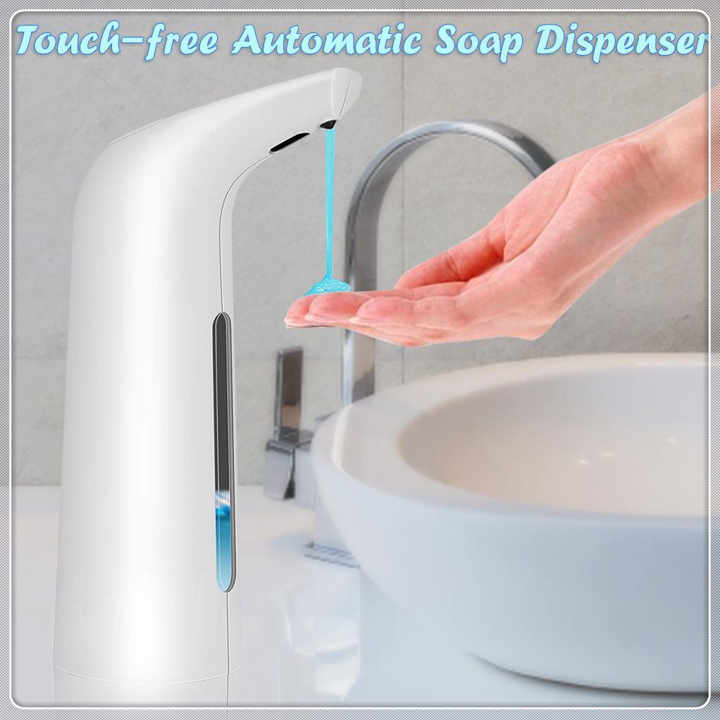 soap dispenser touchless handsfree automatic soap dispenser liquid hand wash bathroom kitchen buy at a low prices on joom e commerce platform