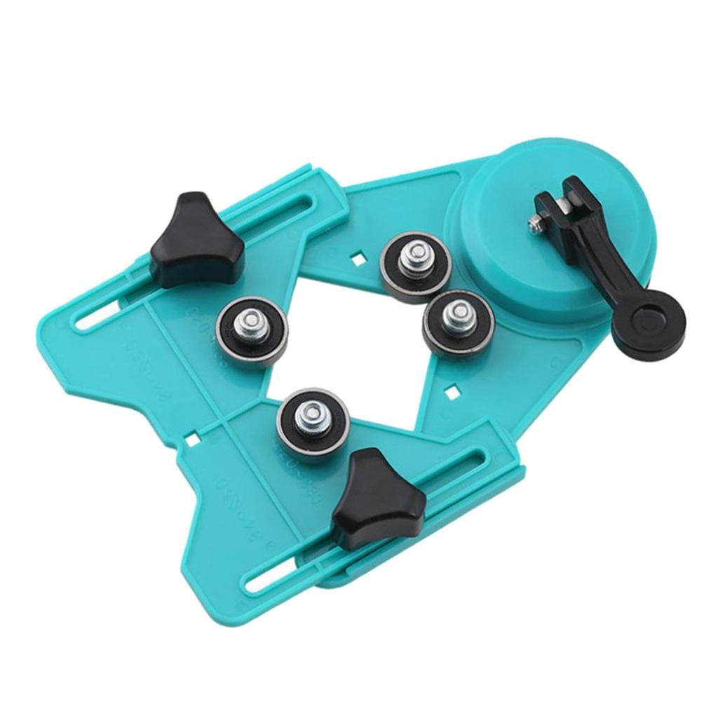 adjustable drill ceramic tile glass hole saw cutter guide openings locator buy at a low prices on joom e commerce platform