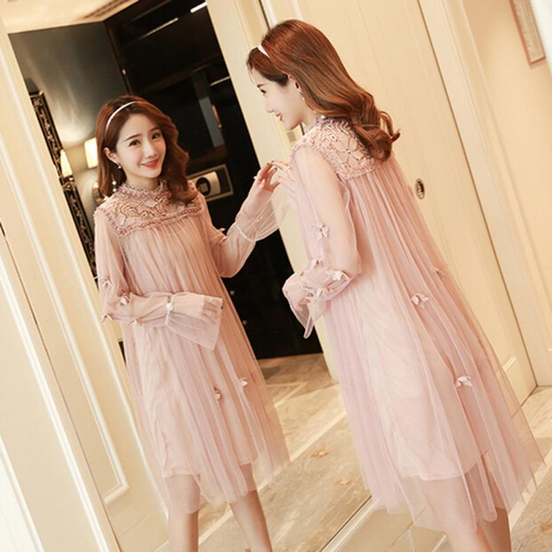 Women Fashion Chiffon Mori Girl Birthday Dress Dinner Wedding Party Midi Dresses Buy At A Low Prices On Joom E Commerce Platform