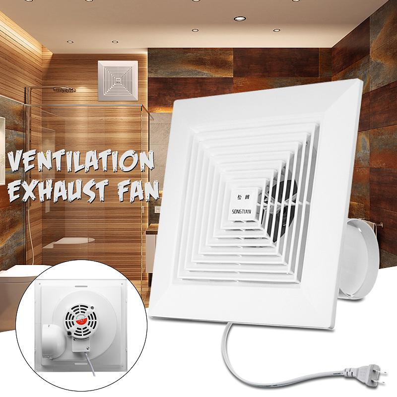 wall mount ventilation exhaust fan 38w 8 inch kitchen bathroom window ceiling buy at a low prices on joom e commerce platform