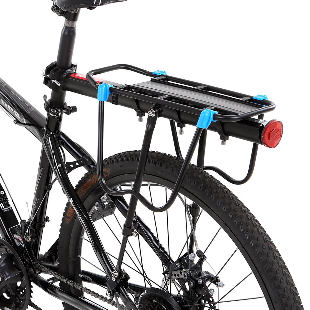 adjustable bike cargo rack aluminum alloy mountain bike bicycle rear rack bicycle pannier luggage c buy at a low prices on joom e commerce platform