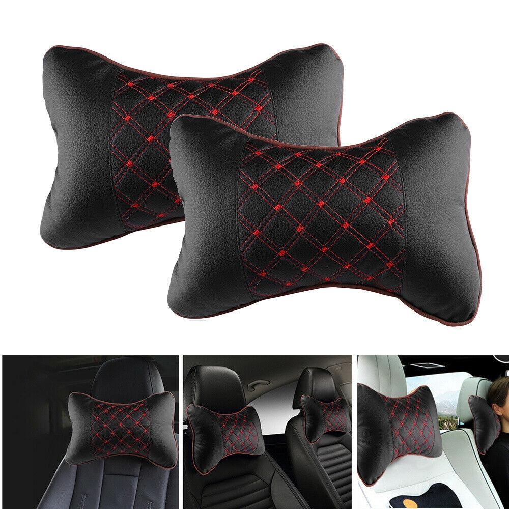 2pcs car seat head neck rest relieve cushion chair support pillow back headrest buy at a low prices on joom e commerce platform