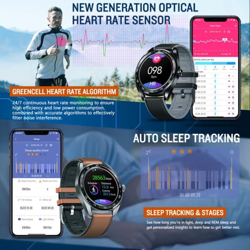 zeblaze neo smartwatch 8