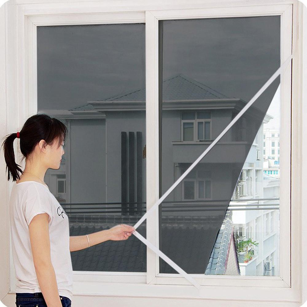 indoor insect fly screen curtain mesh bug mosquito netting door window buy at a low prices on joom e commerce platform