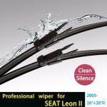 2 X Front Windshield Wiper Blades For Seat Leon Ii 26 26 R Fit Pinch Tab Type Wiper Arms Osta Madalate Hindadega Joom E Poes