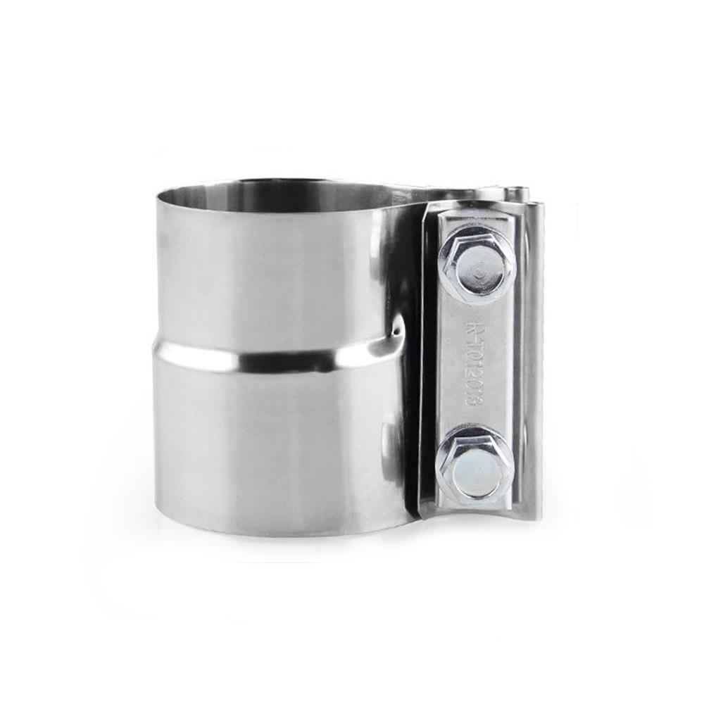 2 5 torctite stainless exhaust band clamp step lap joint clamps buy at a low prices on joom e commerce platform