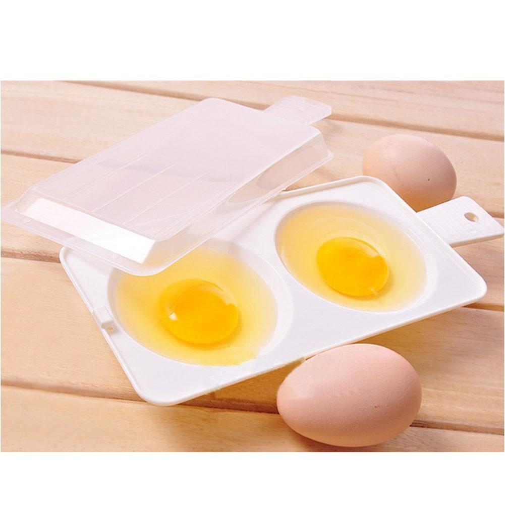 microwave oven 2 egg poacher sandwich delicious handy poached eggs in 1 min buy at a low prices on joom e commerce platform