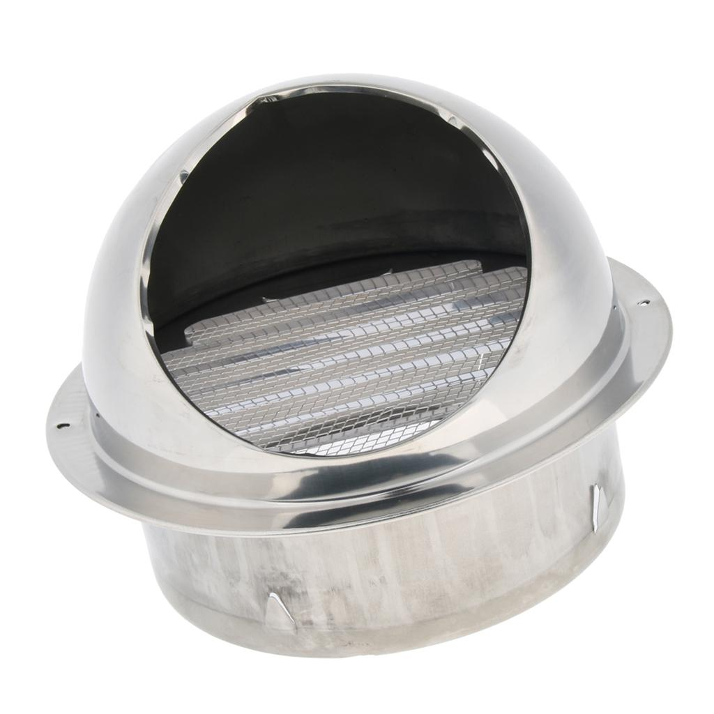 ball air vent cover grille outlet exhaust port stainless steel 180mm buy at a low prices on joom e commerce platform