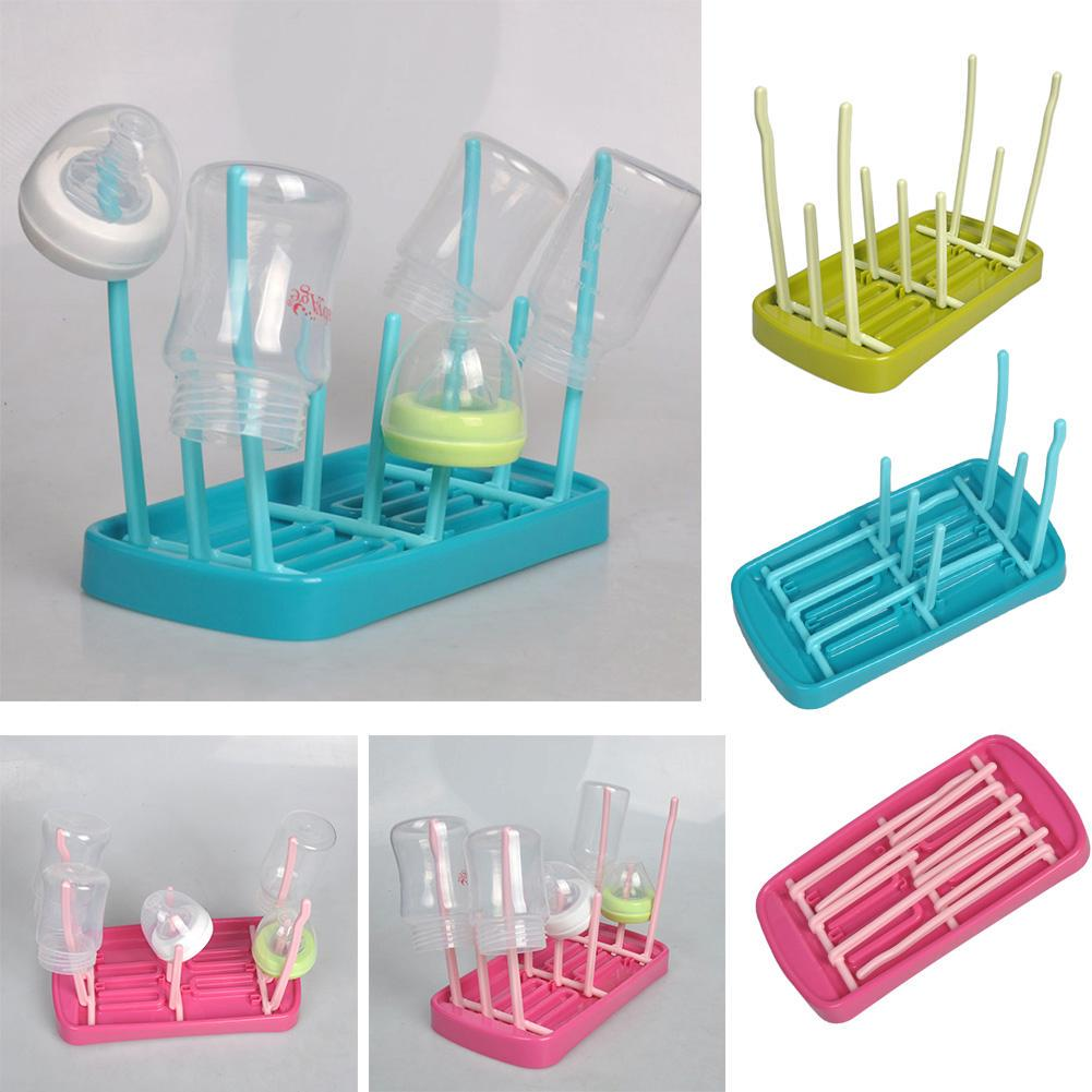 baby bottle drying rack glass drying rack for baby feeding cleaning dryer drainer storage rack