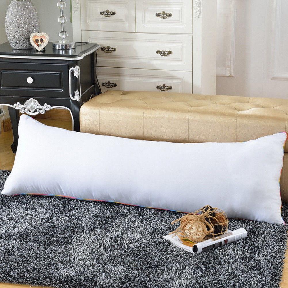 150x50cm long dakimakura hugging body pillow inner insert anime body pillow core men women white pillows interior home use cushion filling