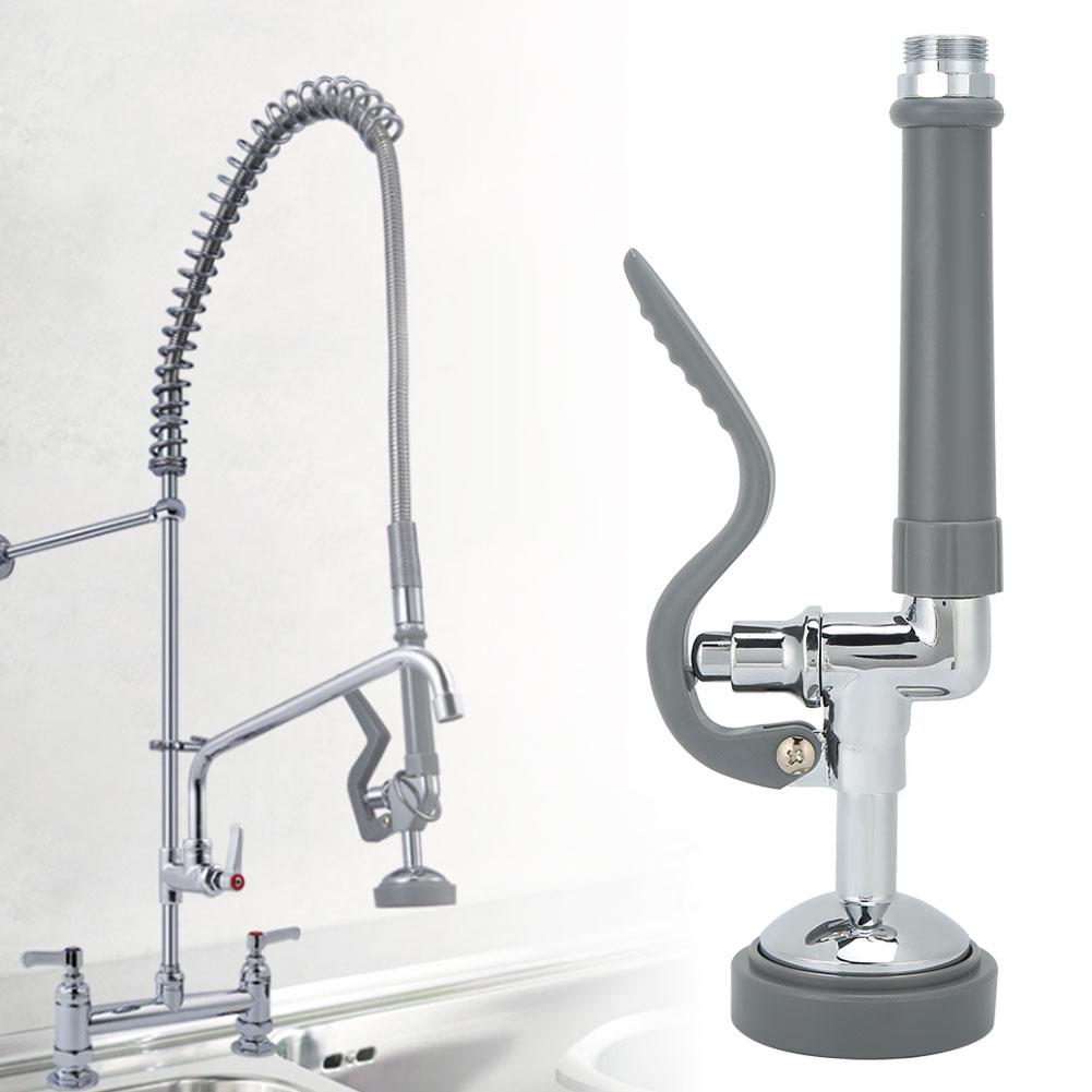 commercial restaurant kitchen sprayer high pressure spray head hose cleaning set accessories buy at a low prices on joom e commerce platform