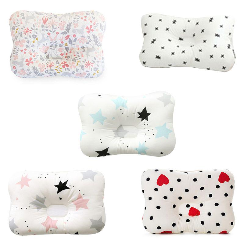 baby pillow soft breathable baby head shaping pillow flat head sleeping support buy at a low prices on joom e commerce platform