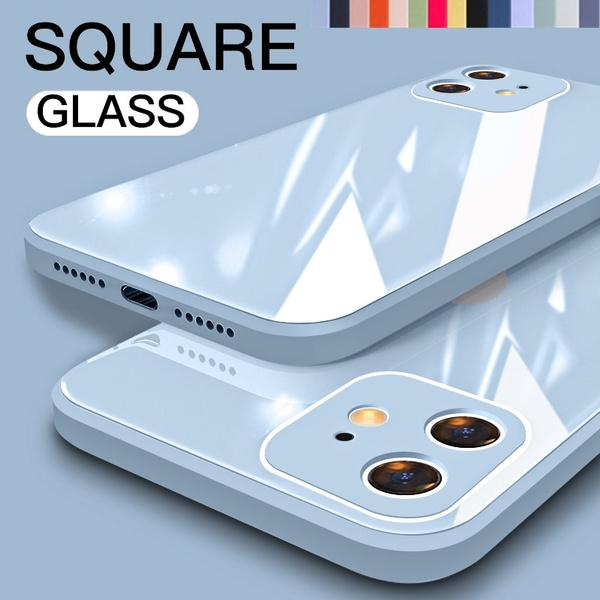 Buy Liquid Glass Case For Iphone 12 Mini 12 Pro 11 Pro Max X Xr Xs Max 7 8 Plus 6 6s Scratch Resistant Anti Fall Back Cover Protective Case At Affordable Prices Price
