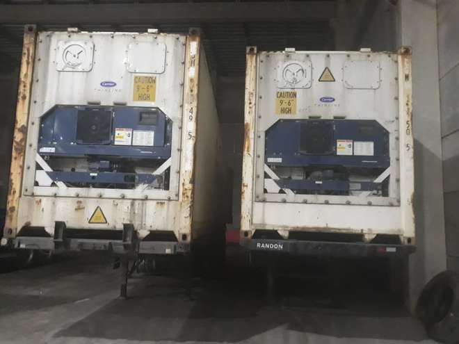 No galpão, foram encontrados outros veículos roubados - DIVULGAÇÃO