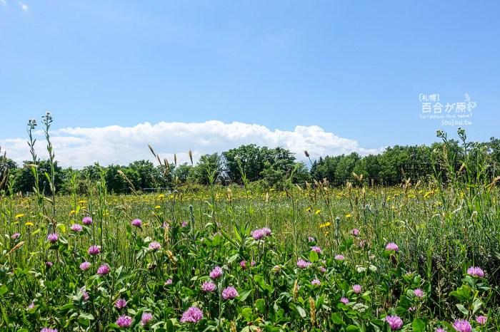 [札幌] 百合が原公園露營賞花搭小火車,札幌市內的大型免費市民公園