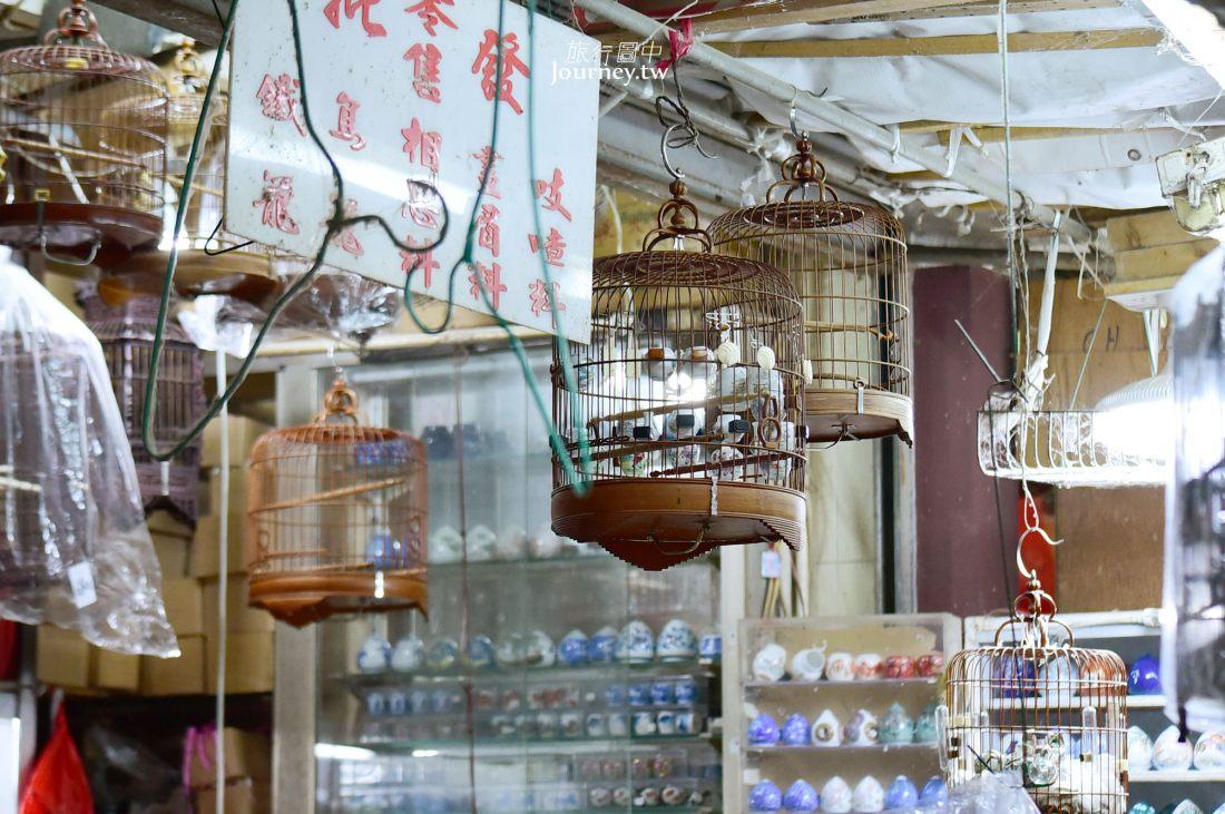 香港景點,雀鳥公園,雀鳥街,香港,旺角