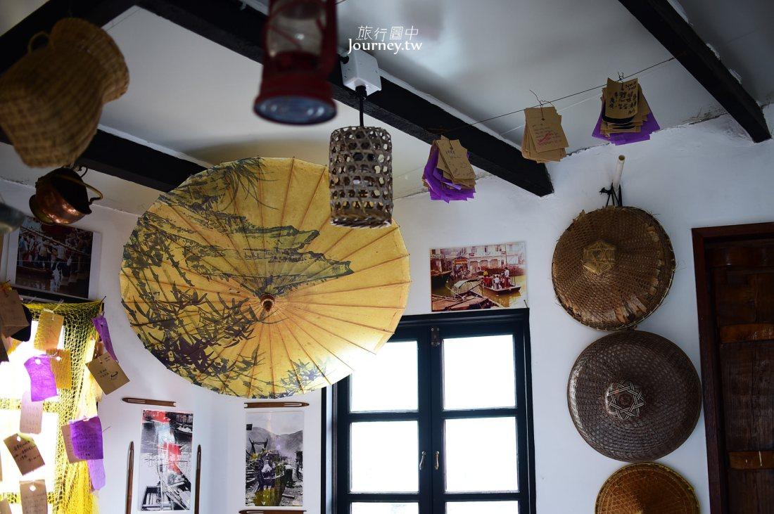 香港,香港景點,大澳,大澳漁村,香港秘境,三盞燈咖啡廳