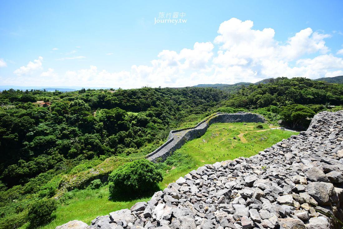 日本,沖繩,今歸仁,今歸仁城跡,世界文化遺產,沖繩景點,沖繩自由行,沖繩自駕
