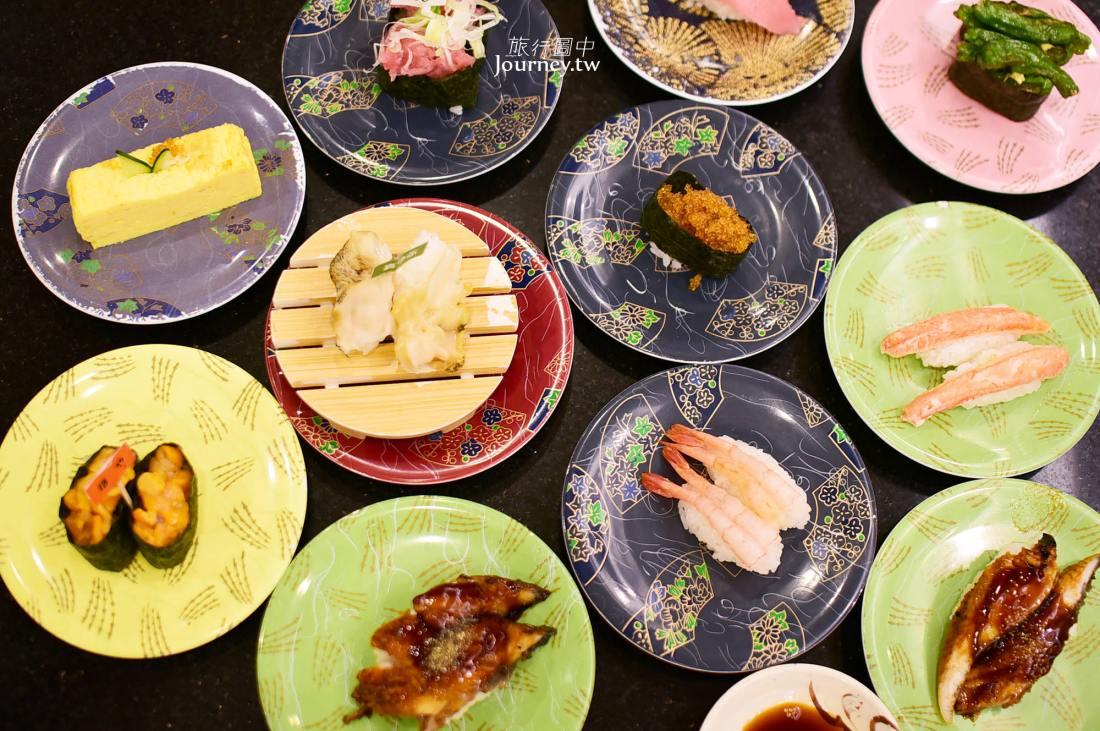 回轉壽司,根室花まる,根室美食,北海道,根室市