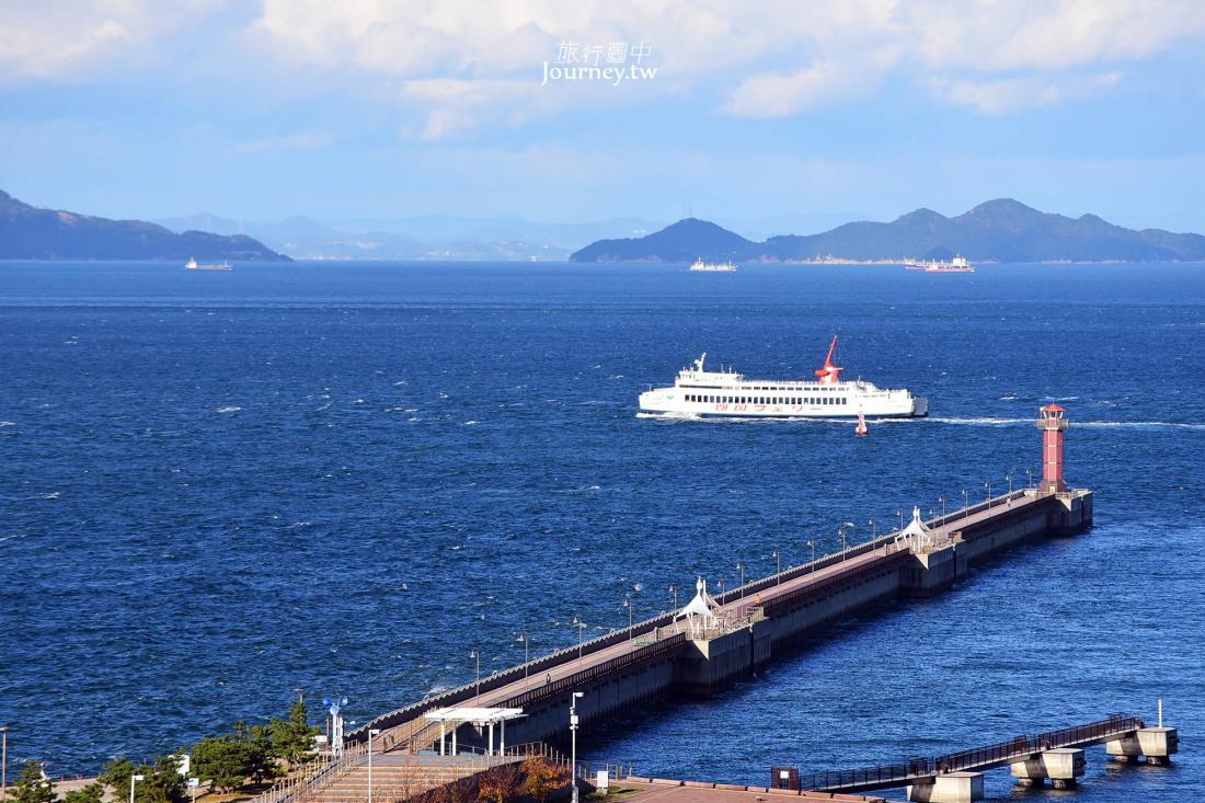 四國景點,香川景點,展望台,高松車站,高松景點,Symbol tower