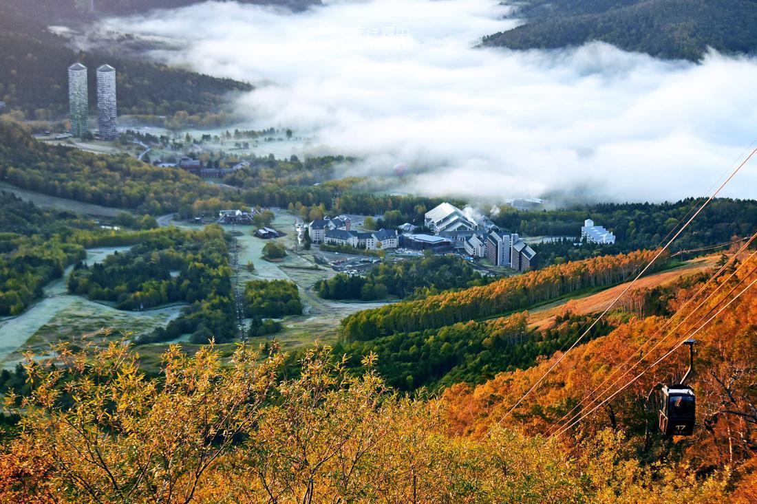北海道,北海道景點,北海道雲海,星野度假村,星野雲海,星野TOMAMU度假村