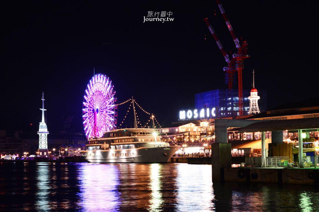 神戶,神戶夜景,神戶港,神戶港夜景,神戶塔