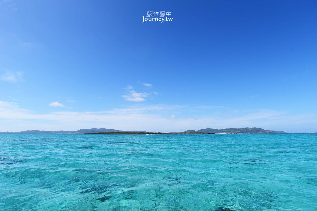 久米島,沖繩,終端之濱,はての浜