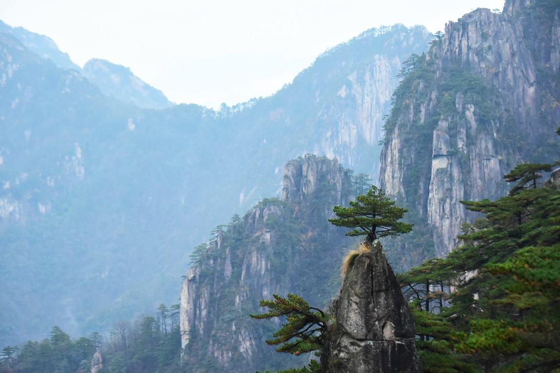 中國,黃山,黃山風景區,安徽省,安徽景點,世界文化遺產