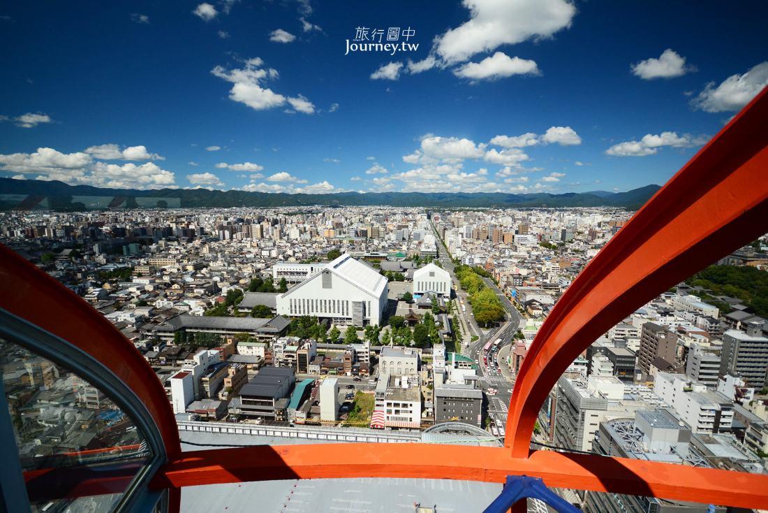 京都,京都景點,京都塔,展望台,京都塔展望台,京都車站,京都塔門票