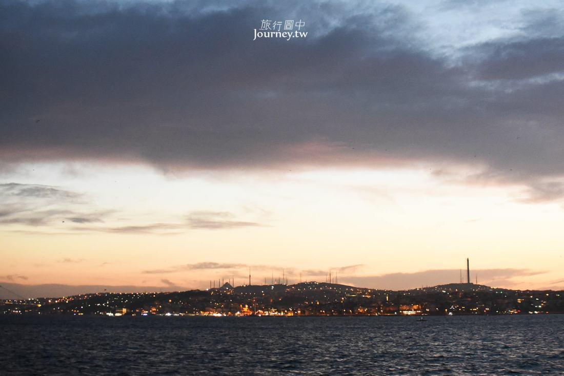 土耳其,伊斯坦堡,伊斯坦堡景點,博斯普魯斯海峽