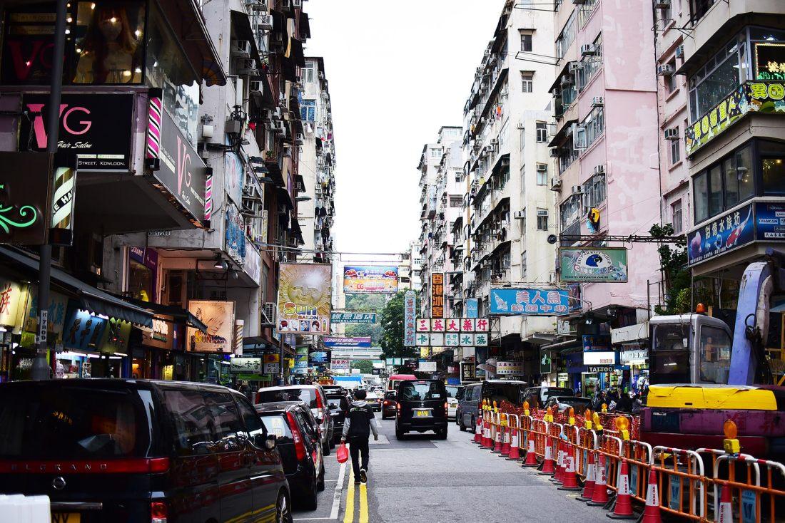 香港,通菜街,金魚街,景點