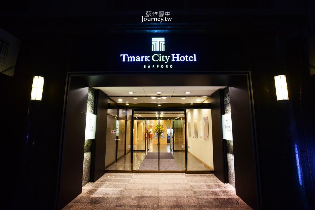 北海道,札幌住宿,Tmark City飯店,貍小路