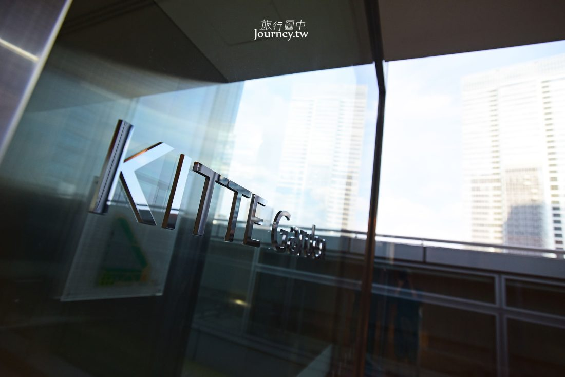 日本,東京,東京車站,KITTE,6F戶外花園,東京車站夜景