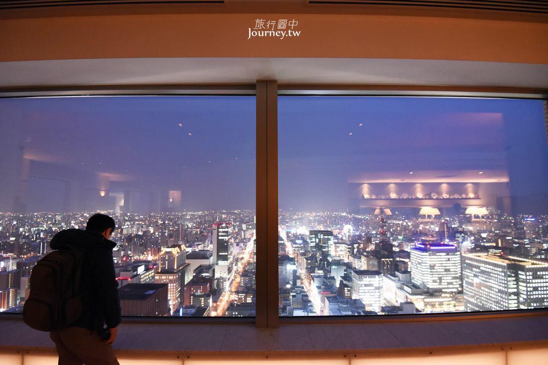 北海道,札幌,札幌夜景,札幌景點, JR T38展望台