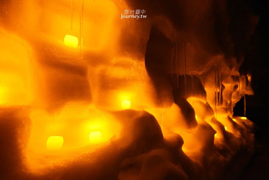 日本,東北,山形,肘折温泉,幻想雪回廊