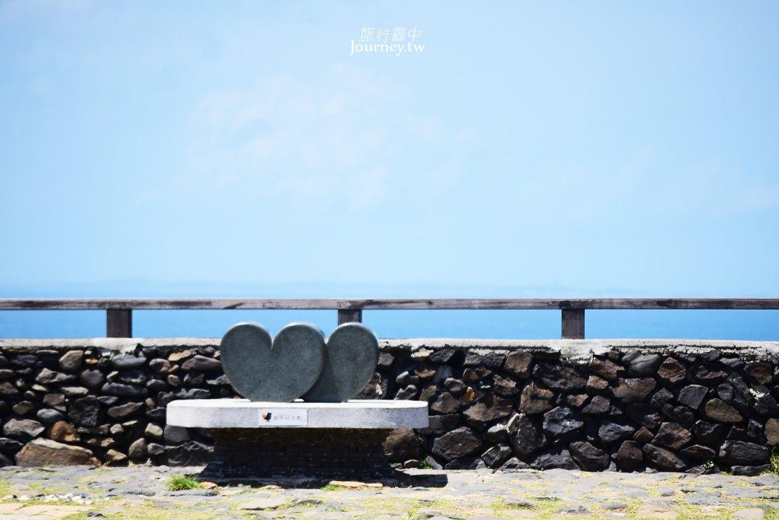 澎湖,七美,雙心石滬