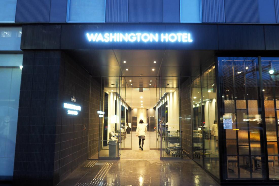 日本,東北,仙台,仙台住宿,華盛頓飯店