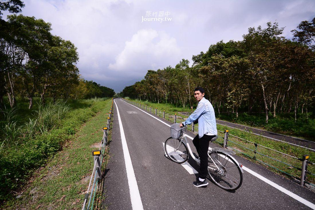 花蓮,台灣好行,花東縱谷,花蓮景點,光復,大農大富平地森林園區