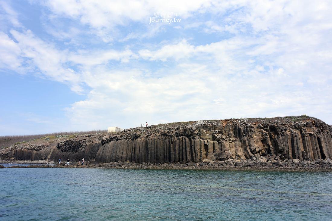 澎湖,西嶼,池西岩瀑