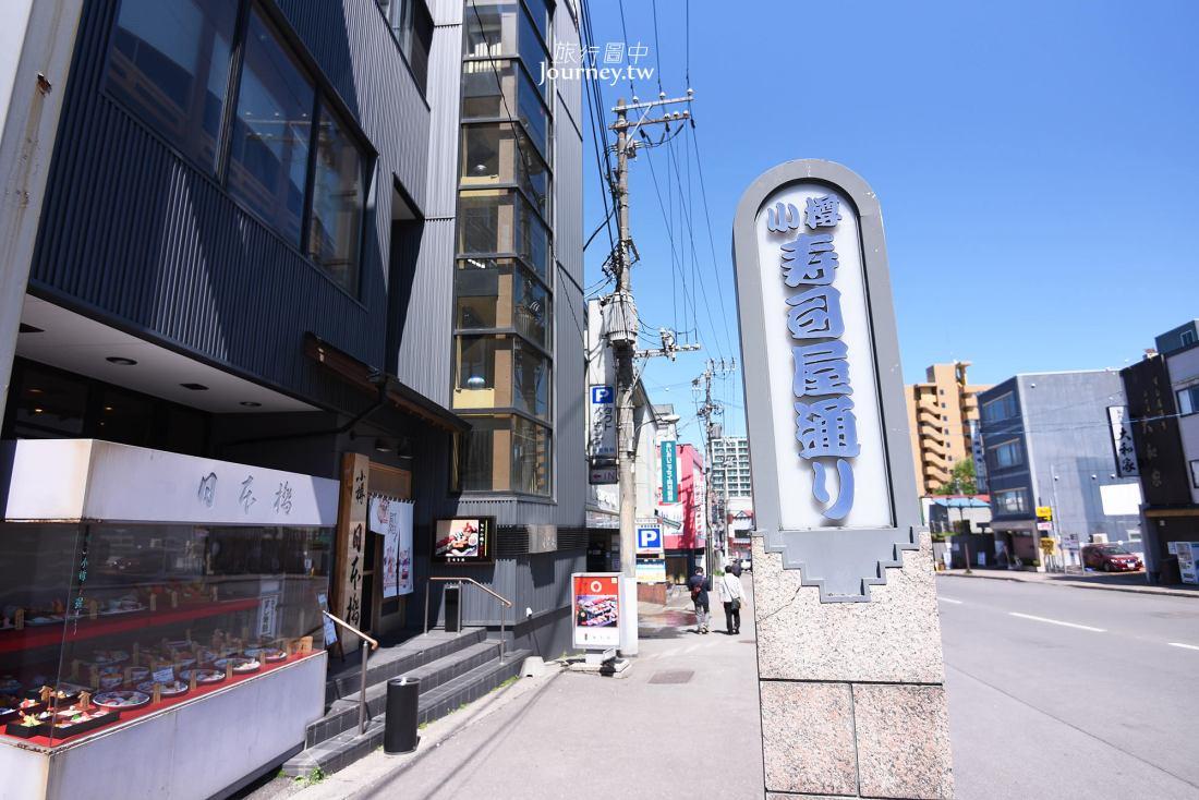 日本,北海道,小樽,壽司屋通り,すし勘