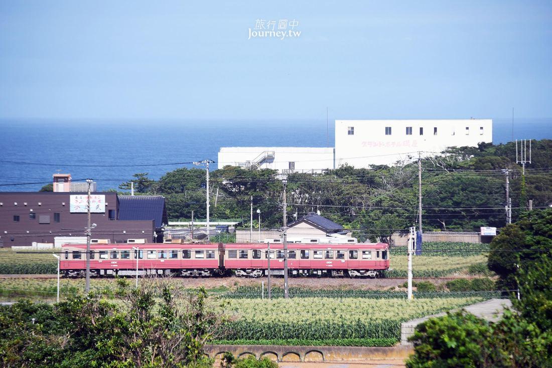 日本,千葉,銚子市,銚子電氣鐵道,最東鐵道,一日遊