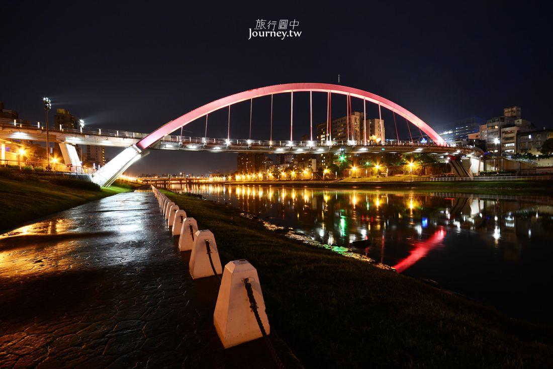 台北,松山,彩虹橋愛情廣場