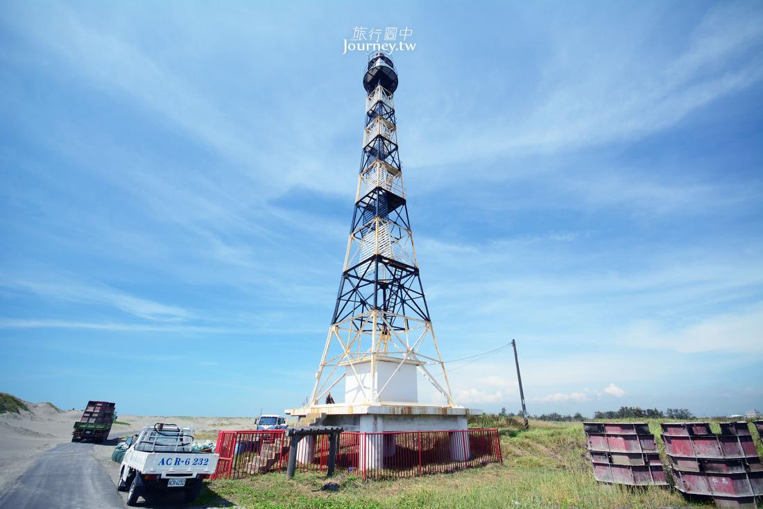 台南,七股,國聖港燈塔