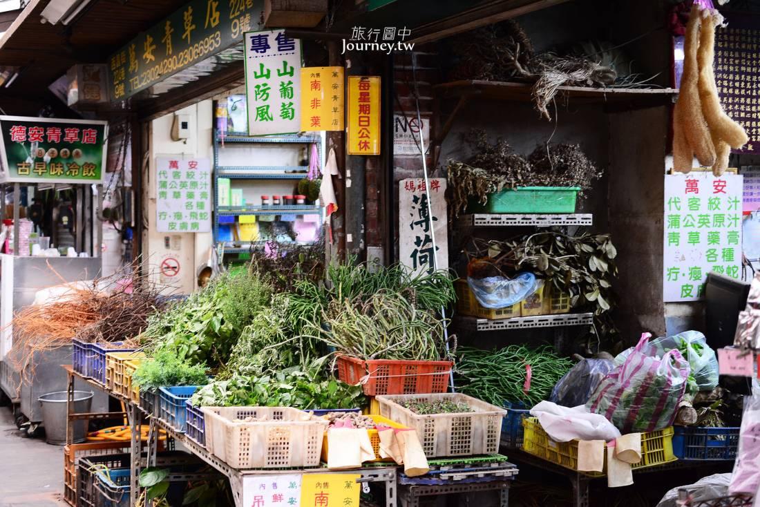 台北,萬華,西昌街,青草巷