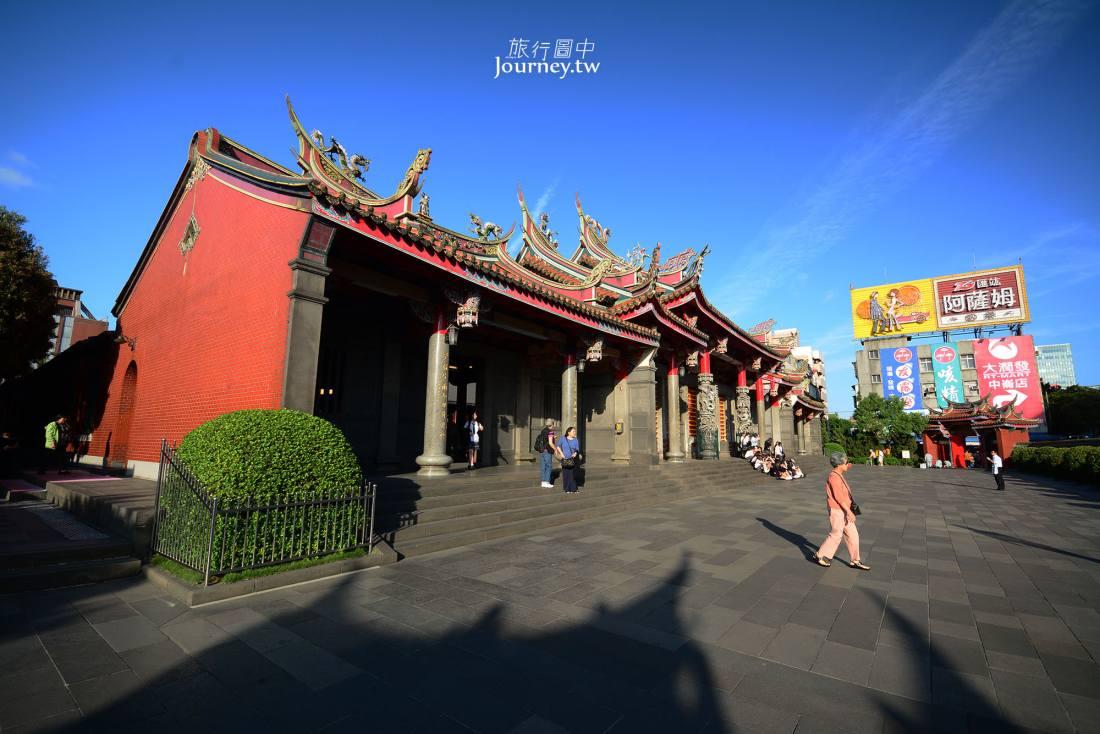 台北,中山,行天宮