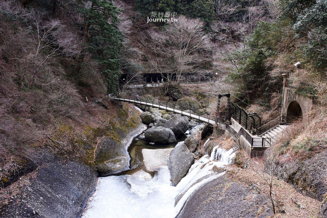 茨城,大子町,日本三大名瀑,袋田瀑布,冰瀑,茨城景點,茨城自由行