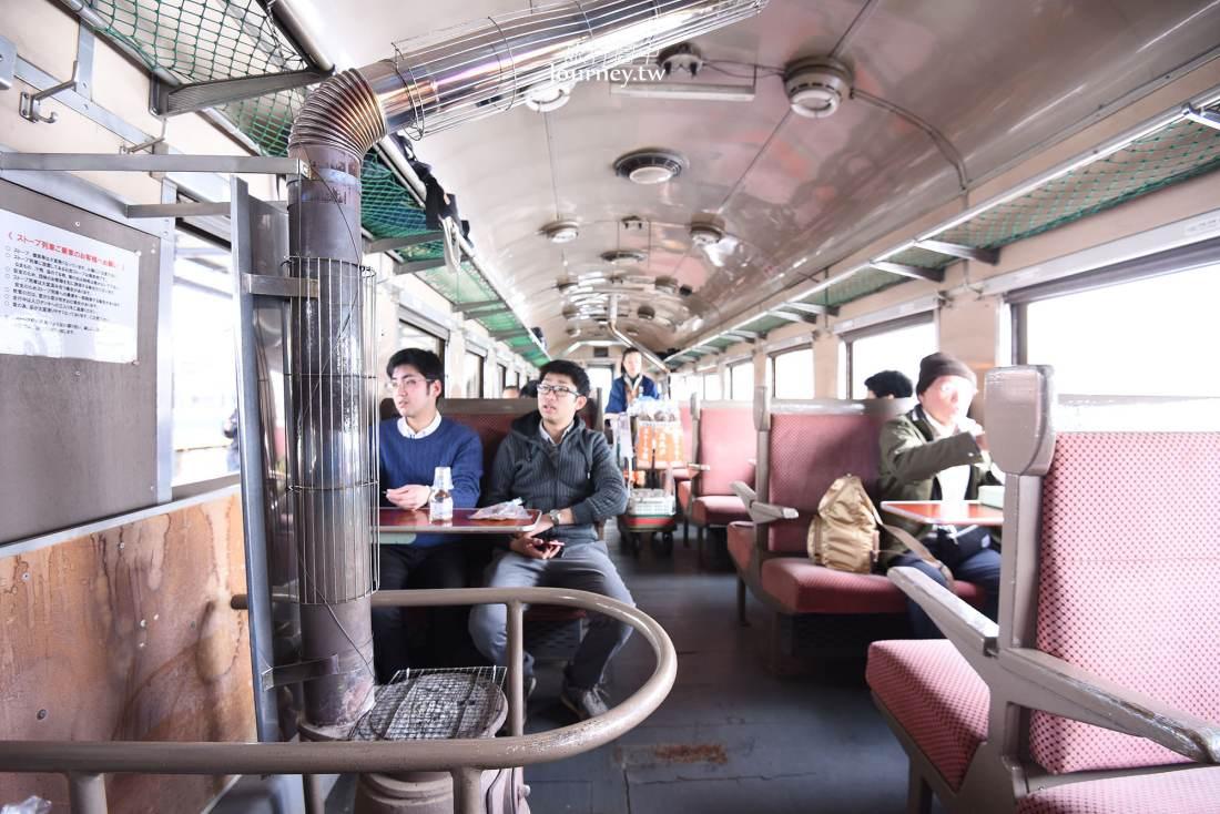 青森,津輕,津輕鐵道,冬季限定,暖爐列車,ストーブ列車