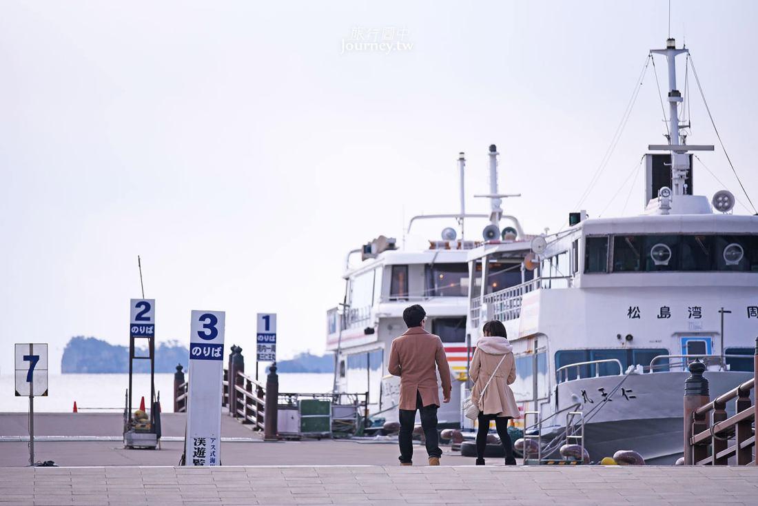 宮城,松島,鹽釜,一日遊,塩釜松島遊覧船,丸文松島汽船,松島湾