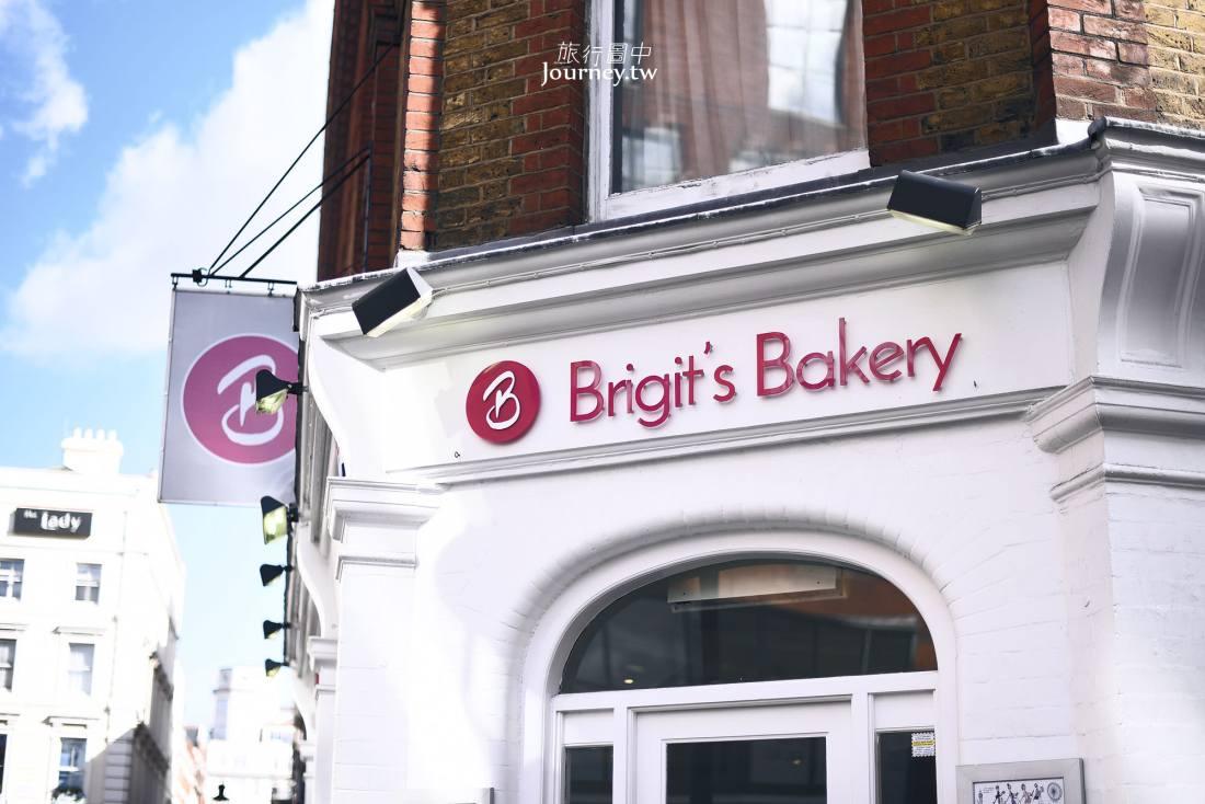 英國,柯芬園,B Bakery,Brigit's Bakery,Covent Garden,london英式下午茶